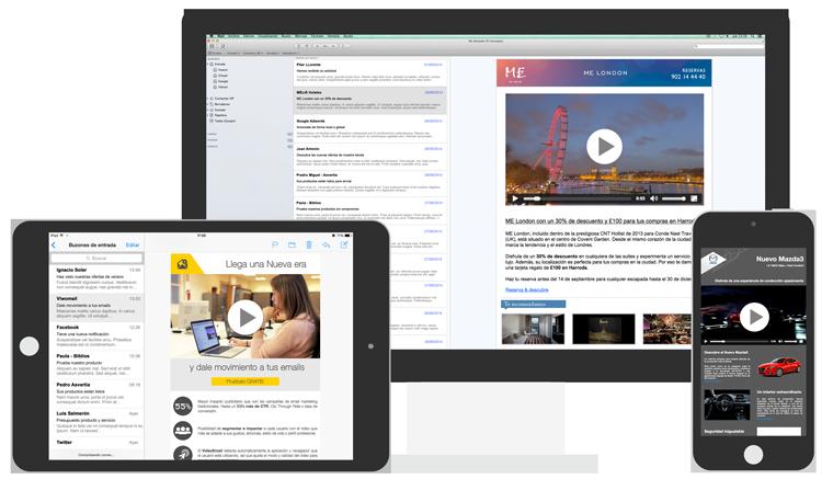 Enviar vídeo corporativo email