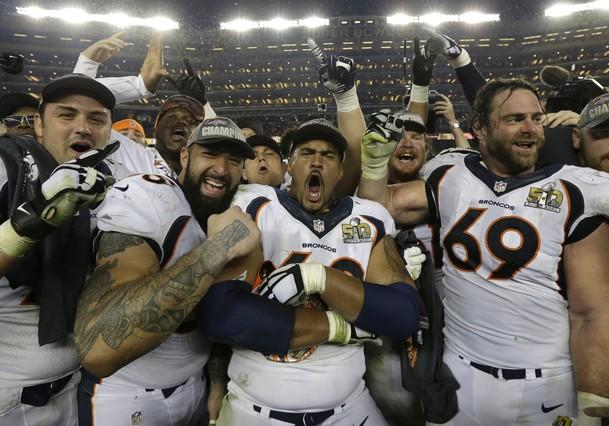 Ganadores de la Superbowl