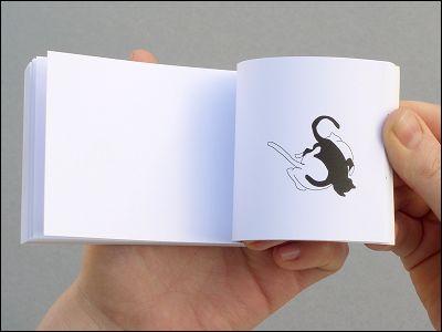 Flipbook Diferencias entre animacion 2D y 3D